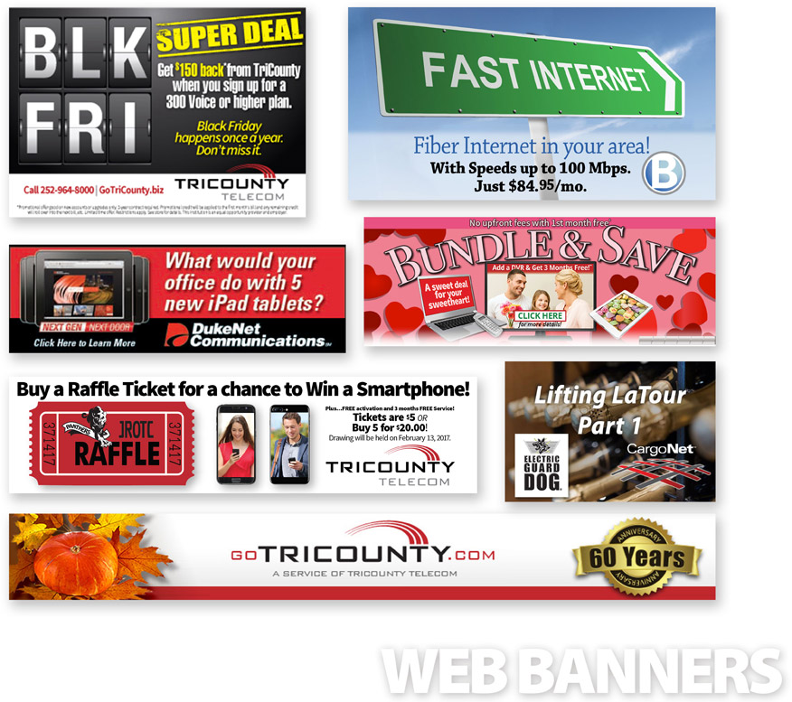 Web Banners