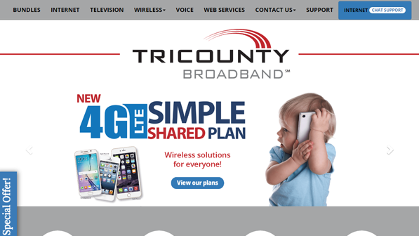 TriCounty Website